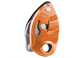Petzl - Grigri rot/orange