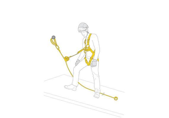 Petzl - ASAP Lock | Newton Set - Gr.2 - 20m