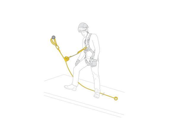 Petzl - ASAP Lock Vertical Lifeline - 20m