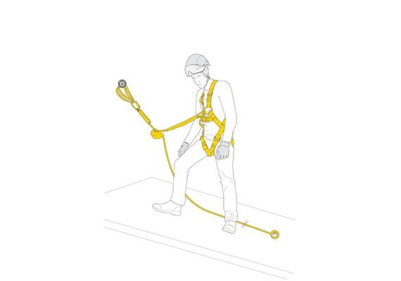 Petzl - ASAP | Newton Set - Gr.1 - 10m