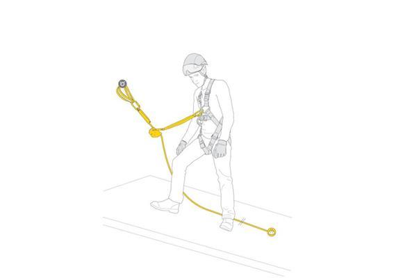 Petzl - ASAP Vertical Lifeline - 20m