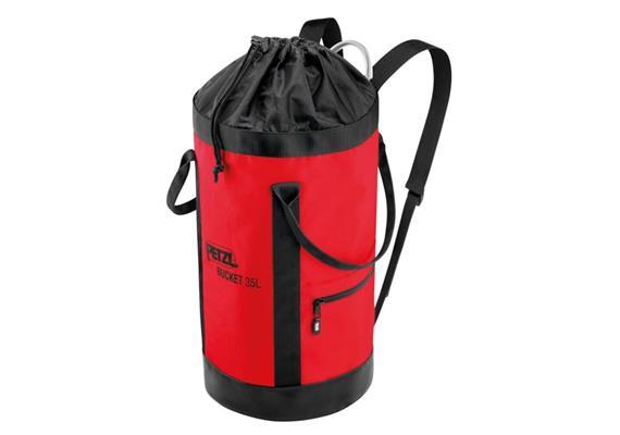 Petzl - Bucket - 35 Liter - Rot
