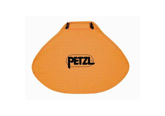 Petzl - Nackenschutz (orange)