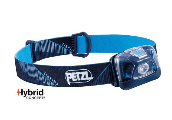 Petzl - Tikkina Stirnlampe - Blau